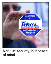 Not Just Security, Peace of Mind