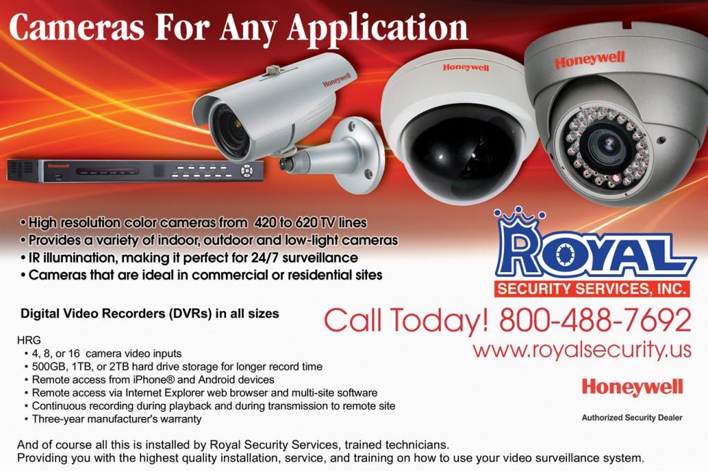 Video Surveillance - More Information