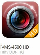 Hikvision ivms iPhone 4500 hd