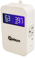 Qolsys Zwave Smart Socket