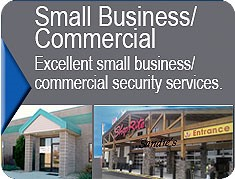 Small Business Commercial Alarm Systems