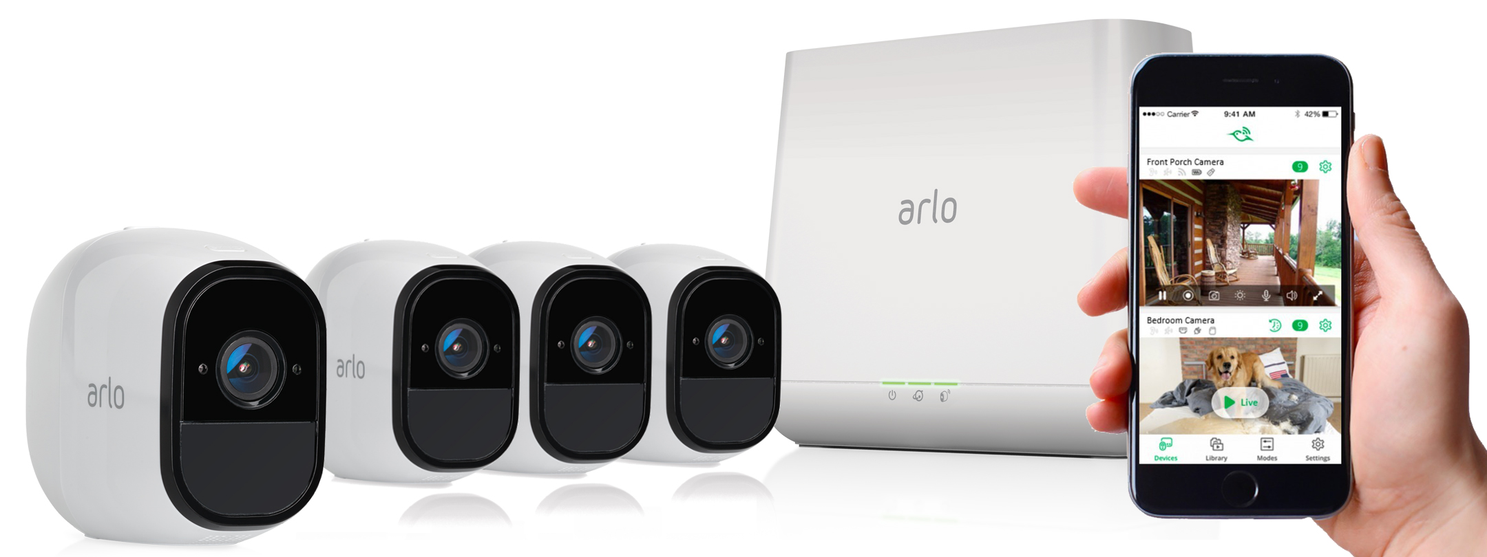 Arlo Super Deal 2018