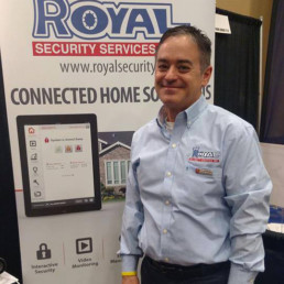 David Manento Royal Security 2018