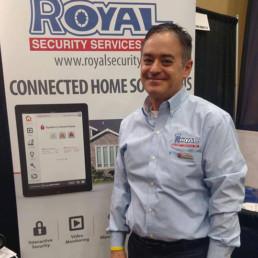 David Manento Royal Security 2018